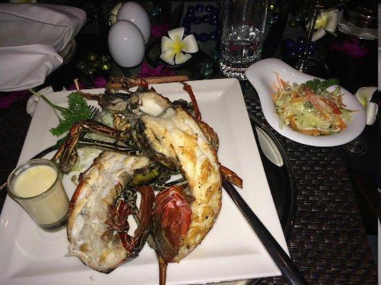 Bentota Beach by Cinnamon: Aliya restaurant
