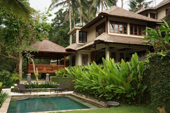 Villa Semana: Villa Cempaka with private pool