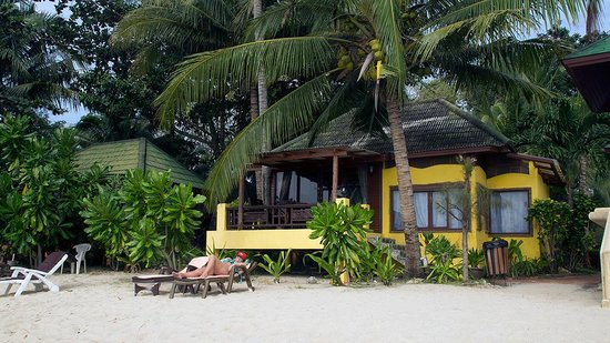 Sand Sea Resort & Spa: Vores Bungalow
