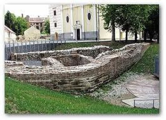 Siscia - ancient Roman city