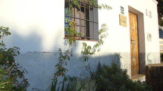 Casas La Escalera: fachada