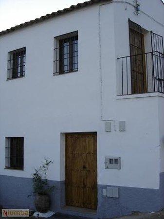 Casas La Escalera: fachada exterior