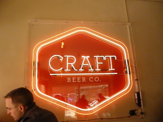 The Craft Beer Co - Brixton: Craft, Brixton