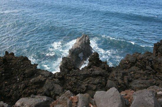 La Palma Princess & Teneguia Princess: View from perimetre walk