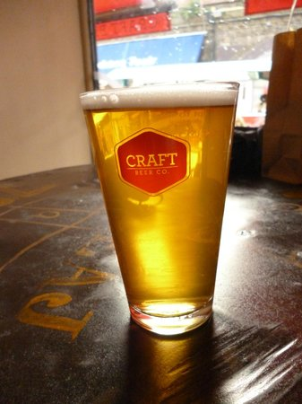 The Craft Beer Co - Brixton: Delicous beer