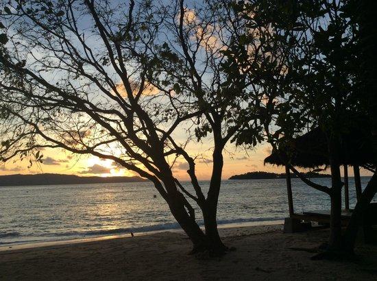 Gangga Island Resort & Spa: un pavillon de plage pour chaque chambre