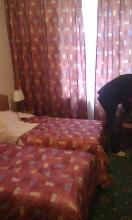 Maxima Irbis Hotel : Общий вид комнаты