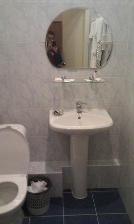 Maxima Irbis Hotel: Ванная