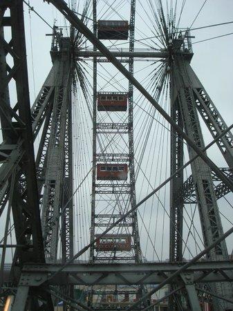 Riesenrad: Vienna ferris wheel