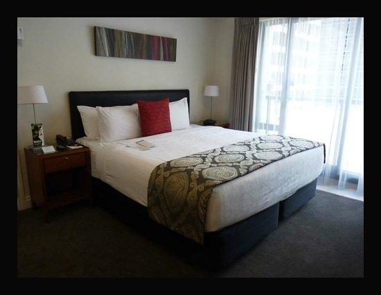 CityLife Auckland : Dormitorio