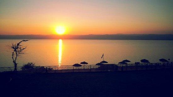 Movenpick Resort & Spa Dead Sea: our view