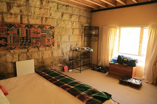 The Clarens Country House : Bedroom