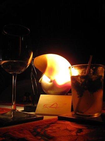 El Chapulim: table dec