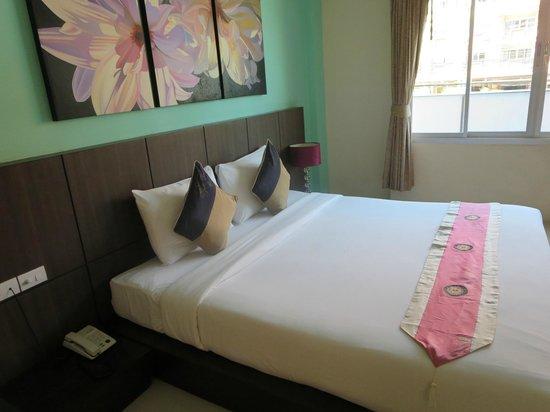 Haleeva Sunshine: stanza da letto