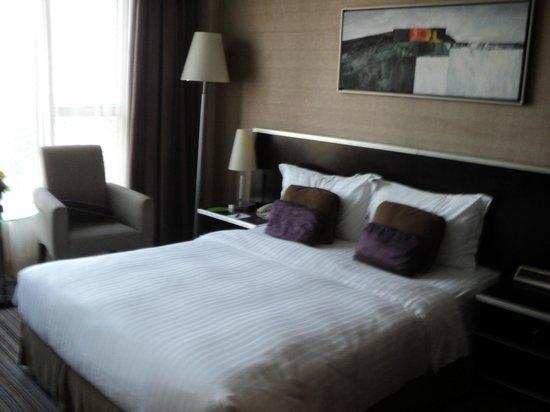 Park Hotel Hong Kong: Hotel room