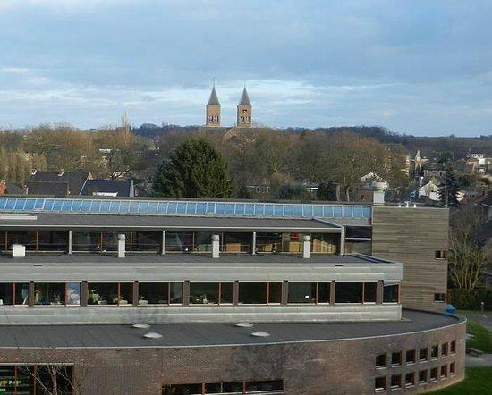 Van der Valk Hotel Maastricht : Uitzicht vanuit kamer 403