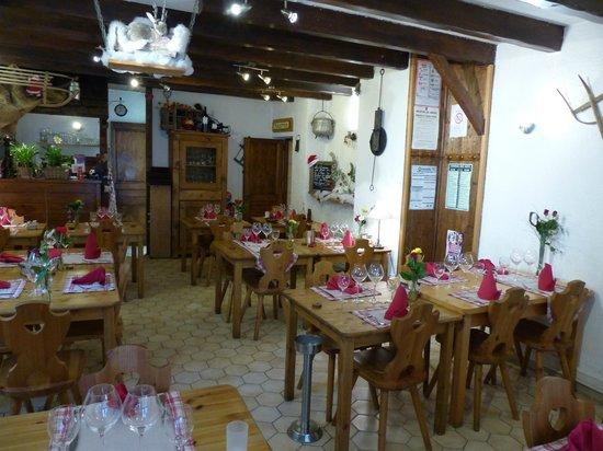 La R'mize: Salle du restaurant