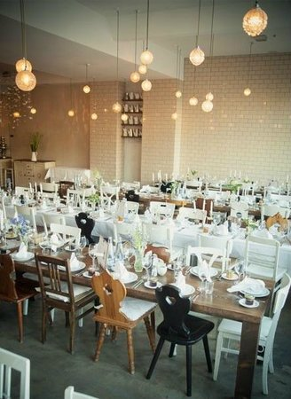 wedding picture of michelberger restaurant berlin tripadvisor. Black Bedroom Furniture Sets. Home Design Ideas