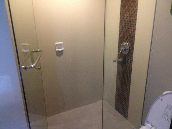 Horison Seminyak Bali : Shower