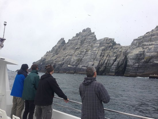 Skellig Michael Cruises: wow!!