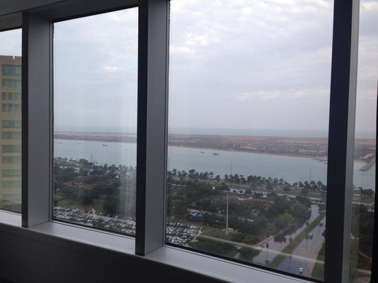 Le Royal Meridien Abu Dhabi: Room view