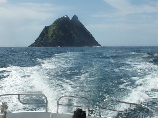 Skellig Michael Cruises: On the way home from the Skellig Islands