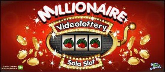 Millionaire Vlt & Slot