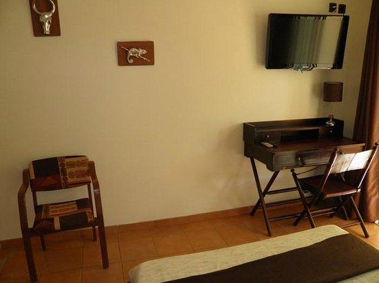 Appart Hotel Marina : Chambre 1
