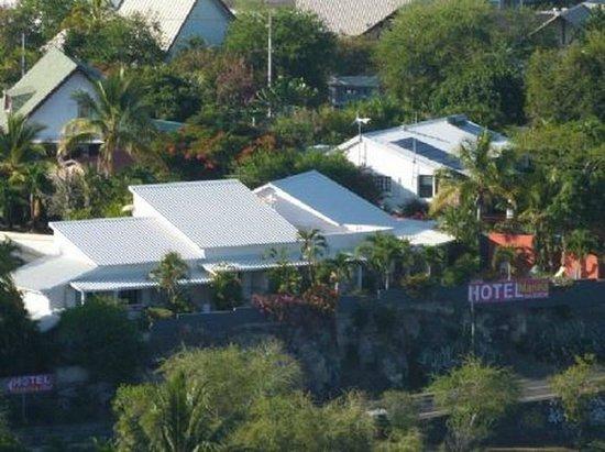 Appart Hotel Marina: Vue d' hélicoptère