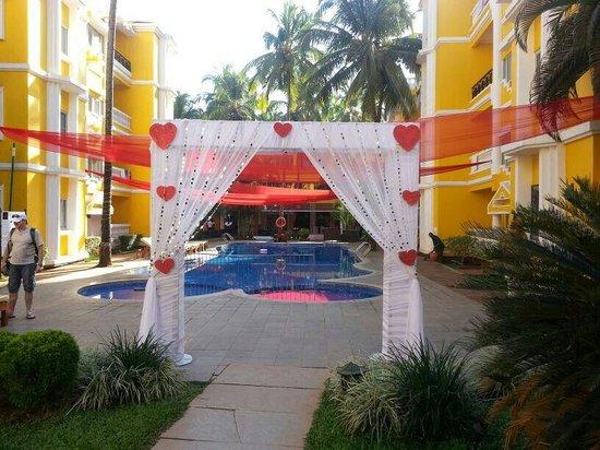 Adamo The Bellus Goa: Valentines Day at The Bellus