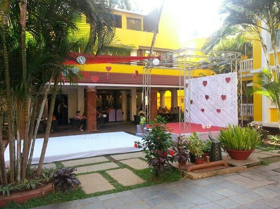 Adamo The Bellus Goa : The stage is all set to rock Valentines day