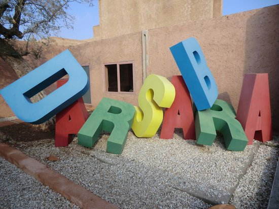 Hôtel Dar Sabra Marrakech : Dar Sabra