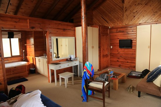Oyster Creek Lodge: Room No. 1
