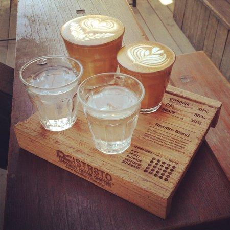 Ristr8to Coffee : Yum!