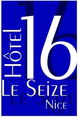 Hôtel Le Seize *** - Nice