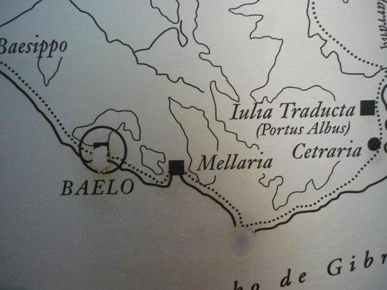 Conjunto Arqueológico Baelo Claudia: Tableau