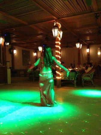 The Grand Hotel Sharm El Sheikh: Egyptian night