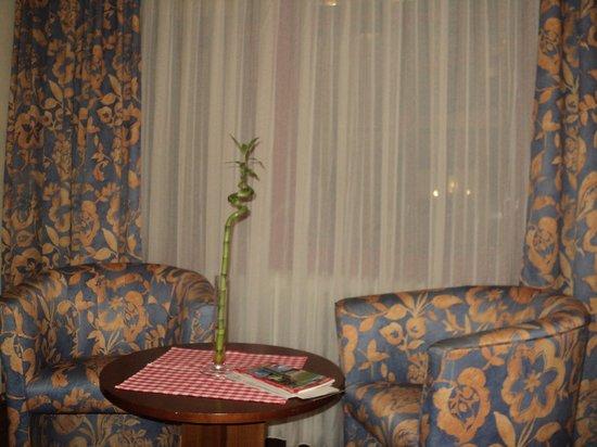 Hotel Alte Laterne: в номере отеля