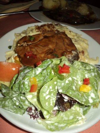 Hotel Alte Laterne: вкусная еда