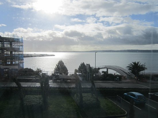 Premier Inn Torquay Hotel: View from our room