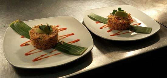 Unawatuna : Special Crab Sambal