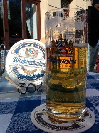 Weihenstephaner: Cerveza