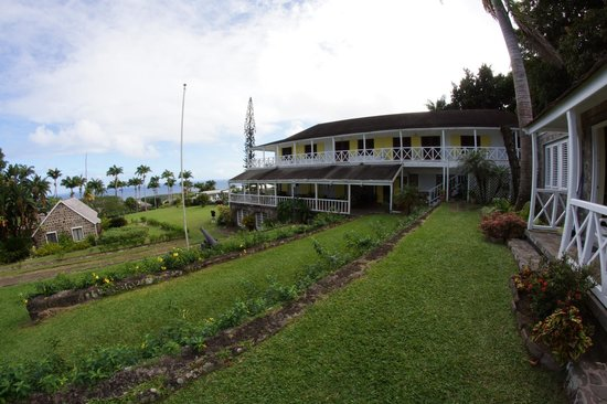 Ottley's Plantation Inn : Ottley's Plantation