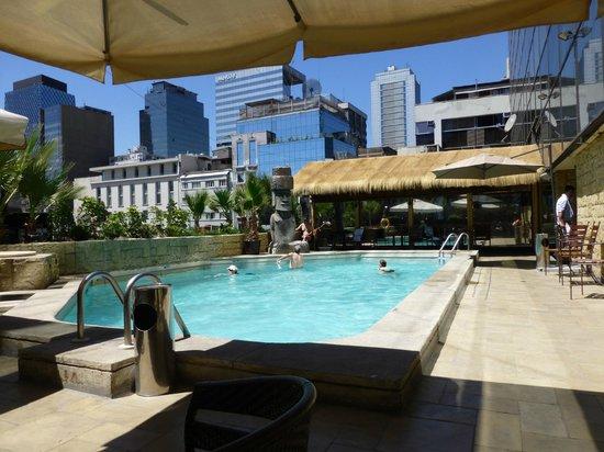Hotel Galerias: piscina