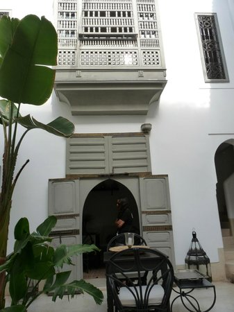 Riad Snan13: Inside of Riad