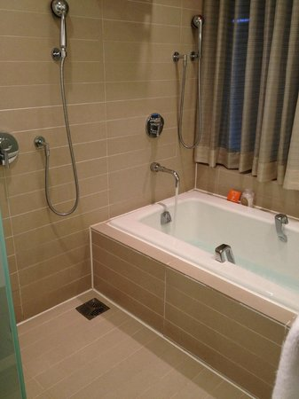 Lotte Hotel Seoul : Bathroom