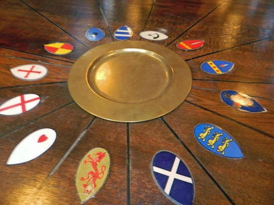 King Arthur's Great Halls: Badges of the Knights of the Round Table