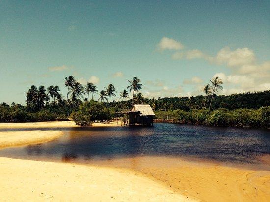 Le Refuge Pousada : Praia
