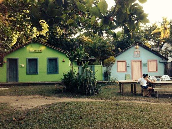 Le Refuge Pousada: Praia