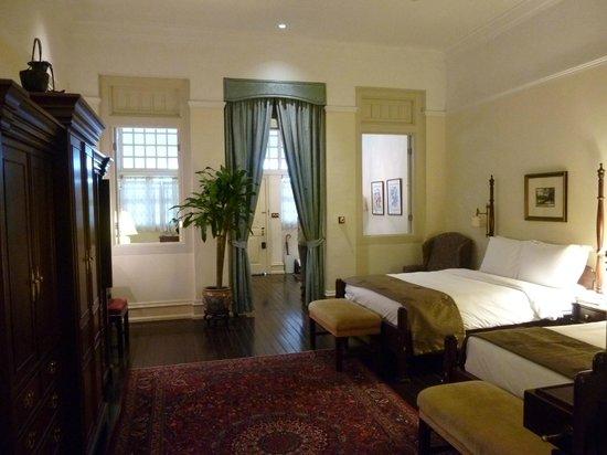 Raffles Hotel Singapore: ベッドルーム